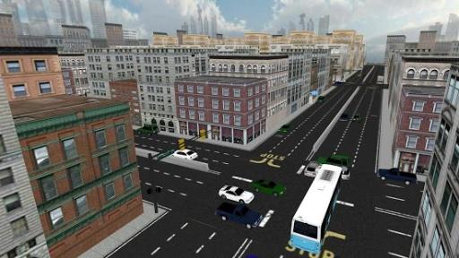 City Driving 3D : Traffic Roam截图4