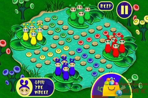【免費棋類遊戲App】迷你卡通飞行棋-APP點子