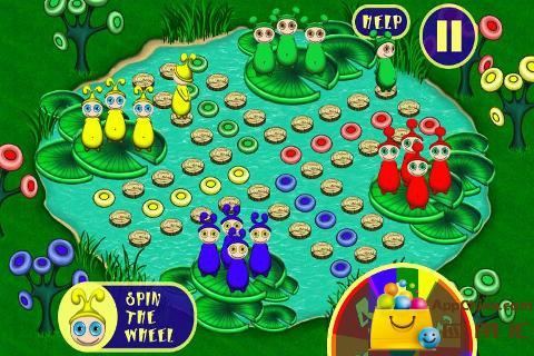 玩免費棋類遊戲APP|下載迷你卡通飞行棋 app不用錢|硬是要APP