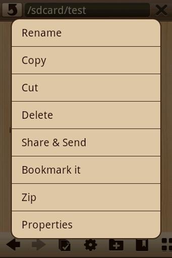 木头文件管理器截图4