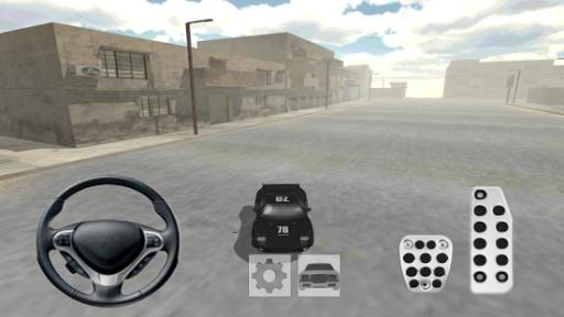 先进的GT赛车模拟器