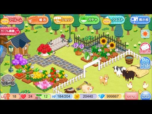 农园婚活截图2