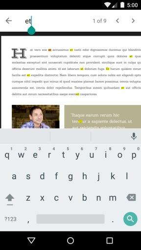 谷歌PDF阅读器截图0