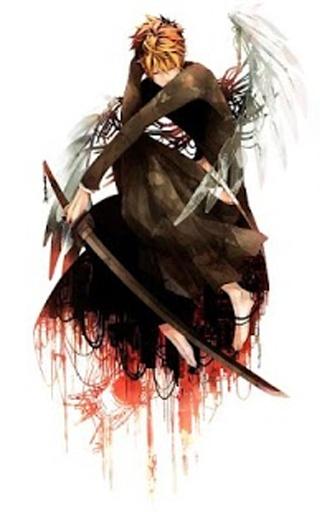 死神剣士×同人画像 アニメ 壁紙