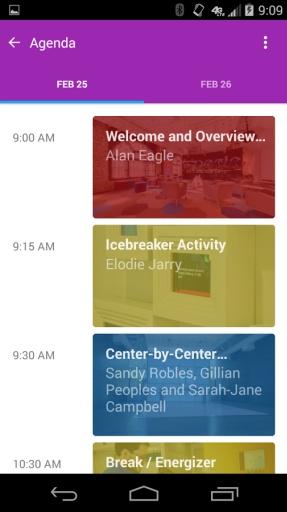 Google互动活动截图1