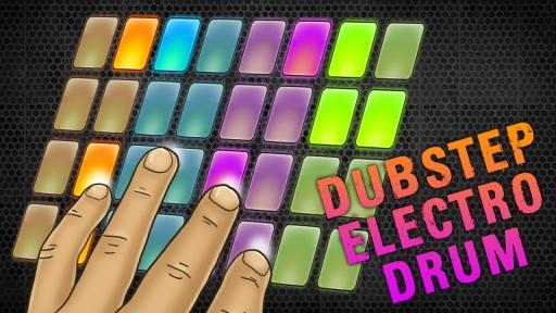 drumpads紫色谱子