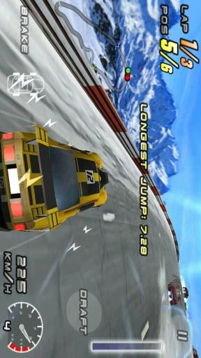 3D热血飙车截图1