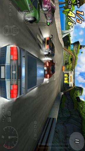 3D热血飙车截图3