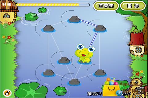 青蛙跳水截图2