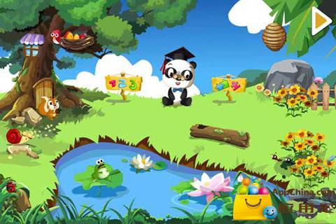 熊猫博士的宝宝课堂 益智 App-愛順發玩APP