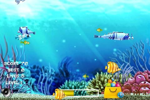 大鱼吃小鱼截图0