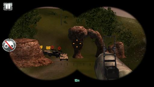 伏击军用车队3D截图4