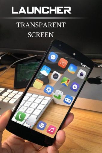 透明屏幕桌面截图8