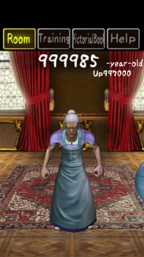 纯爱婆婆学园:转校生是100万岁截图3