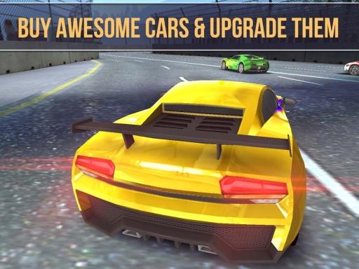 3D赛车挑战赛
