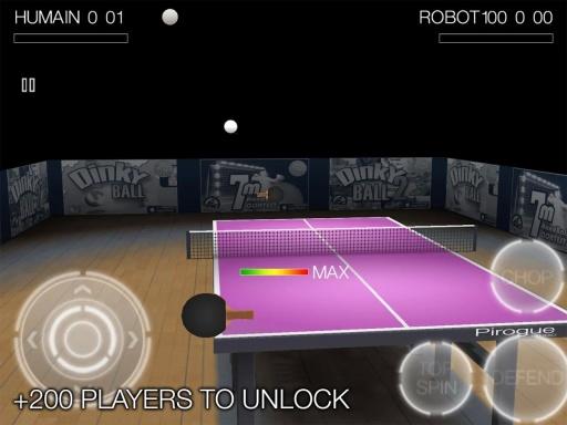 超级乒乓球