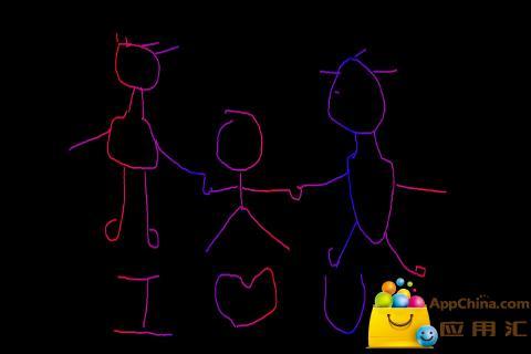 环保儿童炫彩刮画免费软件