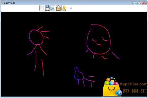 环保儿童炫彩刮画免费软件截图1