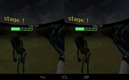 僵尸防御:虚拟现实截图2