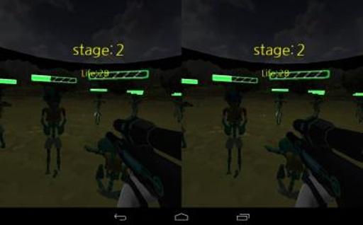 僵尸防御:虚拟现实截图3