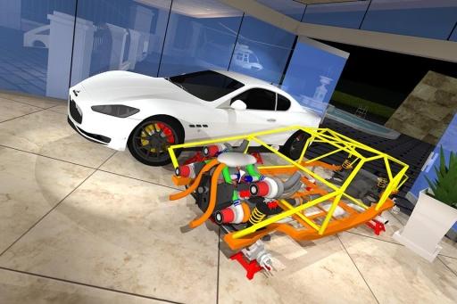 修复我的车:勒克斯构造/竞赛精简版截图0