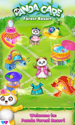 Panda Care Forest Resort截图0