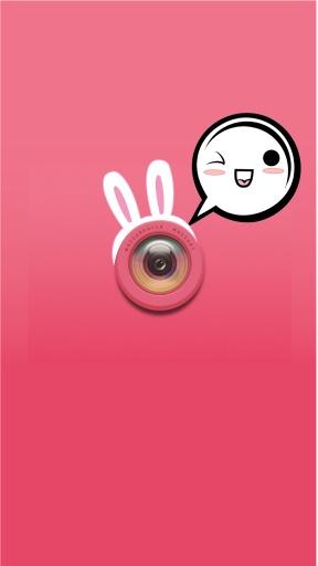 Cute Camera Stickers截图2