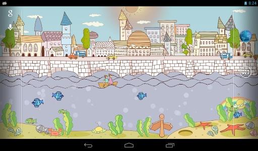 Maritime City Wallpaper FREE截图4