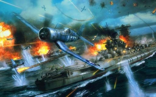 世界战舰作战截图0