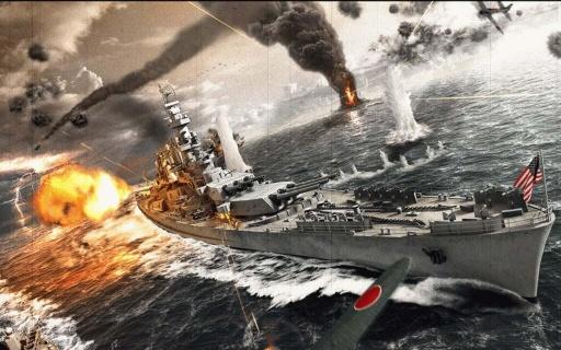 世界战舰作战截图1