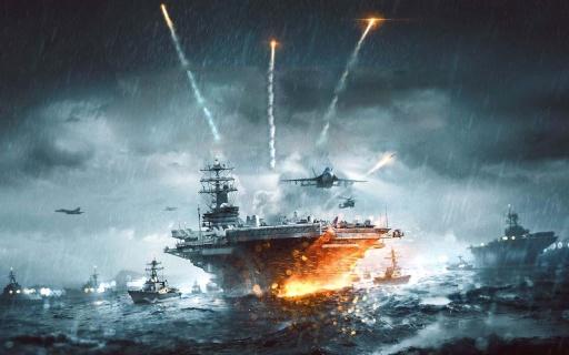 世界战舰作战截图2