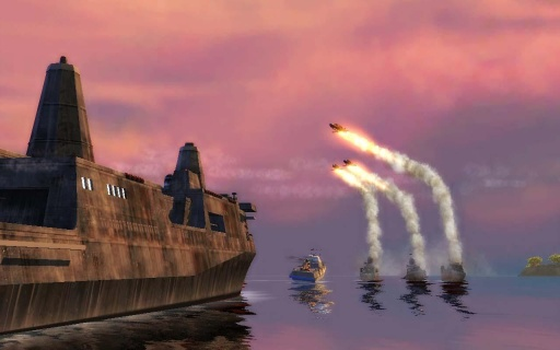 世界战舰作战截图4