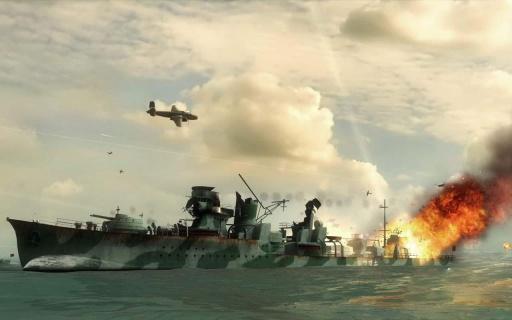 世界战舰作战截图5