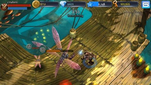 Dungeon Hunter 3截图3