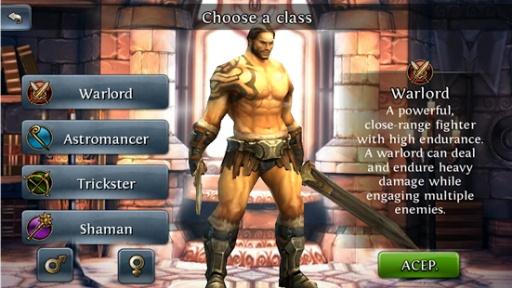 Dungeon Hunter 3截图5