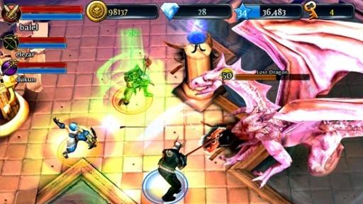 Dungeon Hunter 3截图6