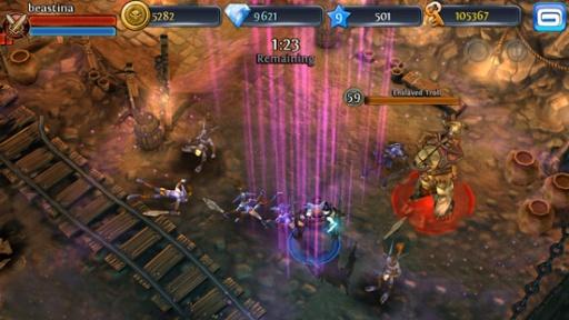 Dungeon Hunter 3截图8