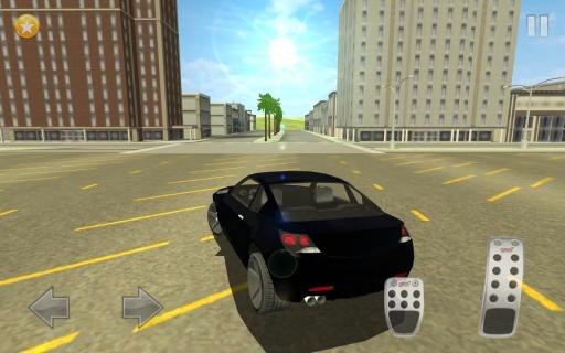 Real City Racer截图1