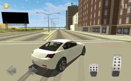 Real City Racer截图2
