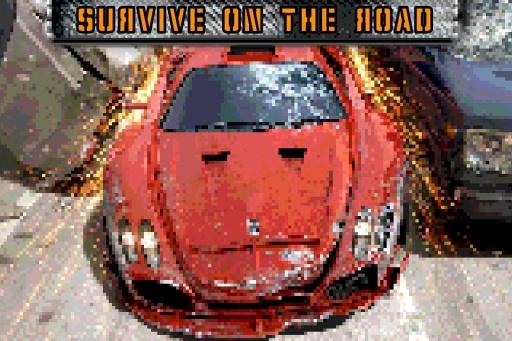 赛车幸存者