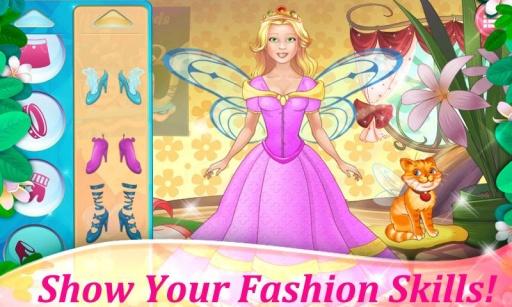 Fairy Dress Up - Makeover Game截图2