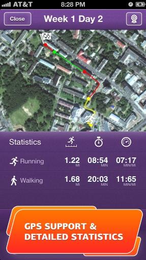 10公里跑步训练!截图1
