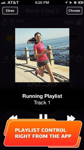 10公里跑步训练!截图3