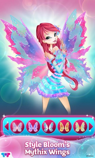 Winx Club Mythix Fashion Wings截图0