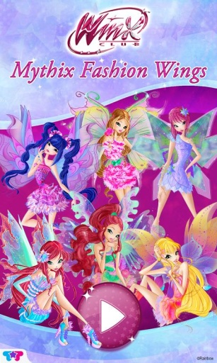 Winx Club Mythix Fashion Wings截图1