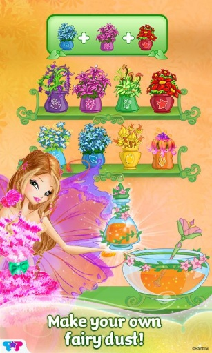 Winx Club Mythix Fashion Wings截图2
