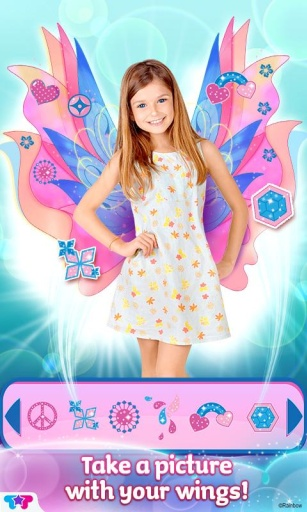 Winx Club Mythix Fashion Wings截图4