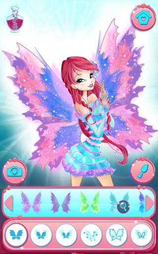 Winx Club Mythix Fashion Wings截图5
