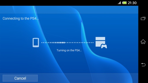 PS4 Remote Play截图2