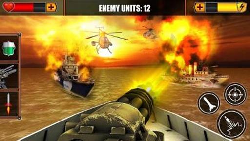 海军舰艇作战